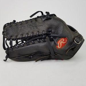 "Rawlings Gamer Trap-Eze 12.75"" Baseball Glove LHT"